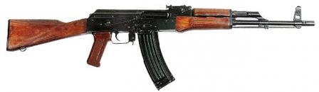 Experimental Kalashnikov 5.45mm assault rifle, ca. 1970