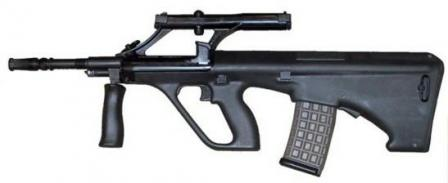 Steyr AUG A1 Carbine (police black colour)