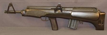 Valmet Model 82 rifle, left side view