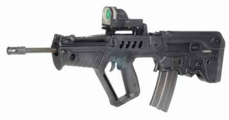Tavor TAR-21 assault rifle (standard version)