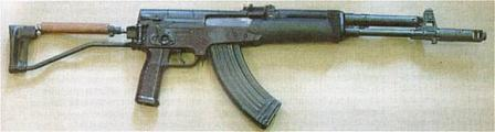 Early model AEK-973 rifle in 7.62x39mm