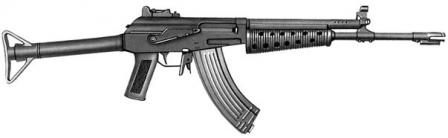 Valmet Rk.62 (fixed buttstock)