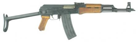 Type 56-1S semi-automatic rifle in 5,56x45 / .223 Remington caliber (export-only