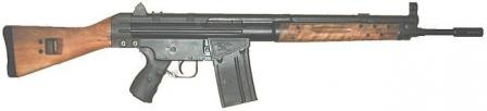 CETME modelo C rifle (semi-automatic only
