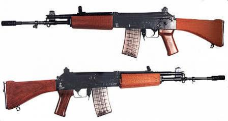 INSAS assault rifle (India)