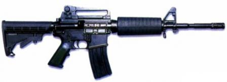 CQ-M4 carbine