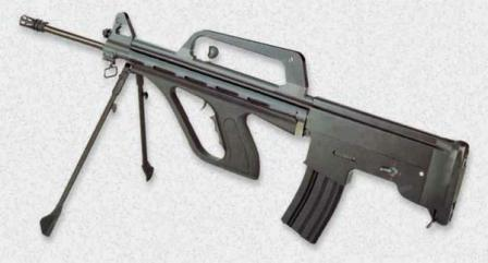 Khaybar KH 2002 assault rifle