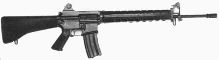 T65 assault rifle
