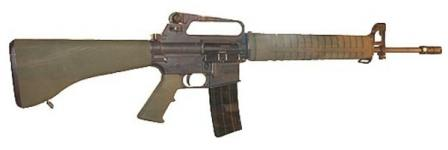T65K2 assault rifle