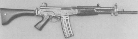 FARA 83 assault rifle (Argentina)