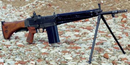 Type 64 assault rifle