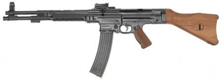 Haenel / Schmeiiser MKb.42(H) machine carbine / assault rifle (Germany)
