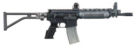 Z-M Weapons LR-300-ML assault rifle, early (circa 2001) version