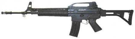 Pindad SS2-V1 assault rifle