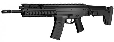 MAGPUL Masada / BushmasterACR - Adaptive Combat Rifle in Entry configuration with 12.5in barrel andside-folding stock.
