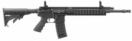 Ruger SR-556 semi-automatic rifle.
