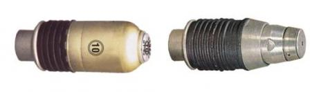 40mm grenades for GP-25 and GP-30 launchers, made in Bulgaria by