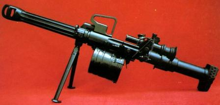 35mm QLZ-87 automatic grenade launcher in