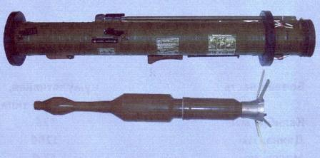 RPG-28 rocket-propelled grenade.