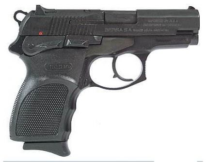 Bersa Thunder-mini 9mm, right side.