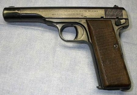 Browning model 1922.