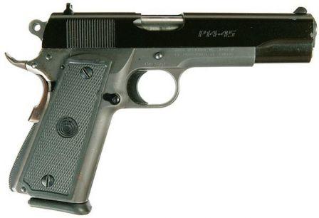Temel Para-Ordnance P14-45 tabanca, kalibre .45ACP.