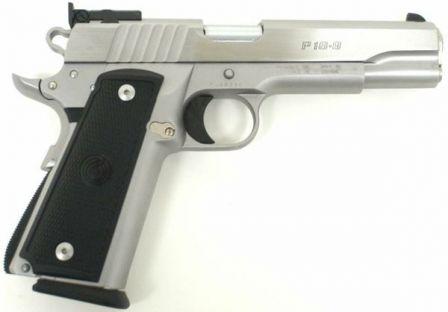 Para-Ordnance P18-9 tabanca, kalibre 9mm Luger / Parabellum.