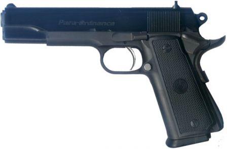DAO tipi LDA tetik Temel Para-Ordnance P14-45 LDA tabanca, kalibre .45ACP.