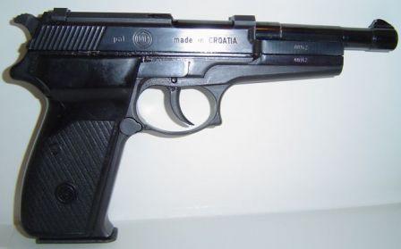 PHP VM-17 tabanca
