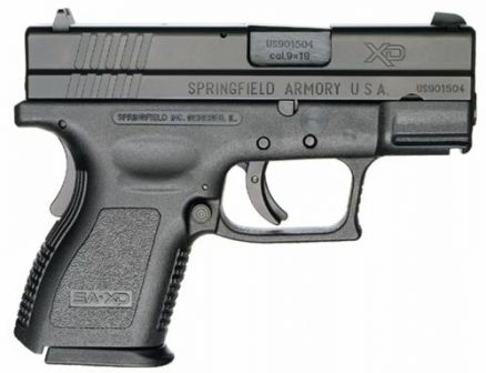 Springfield eXtreme Duty / XD Sub-compact