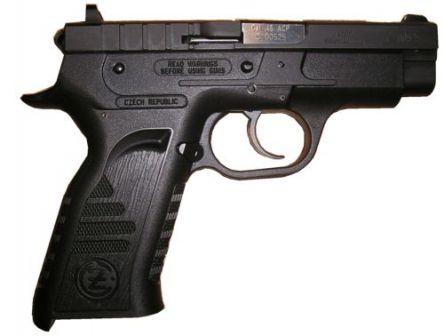 CZ-TT tabanca, sağ yan görünüm