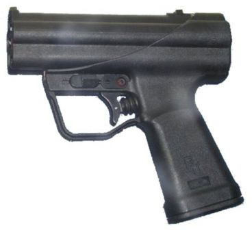 Heckler-Koch HK P11 underwater pistol, left side.