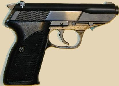 Walther P5.
