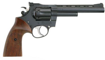 Korth hedef tabanca, .22LR kalibreli