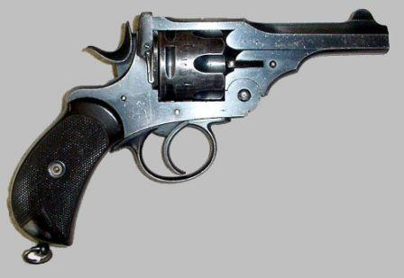 Webley 0,455 kalibrelik MK.  Ben (Markos 1, 1887)