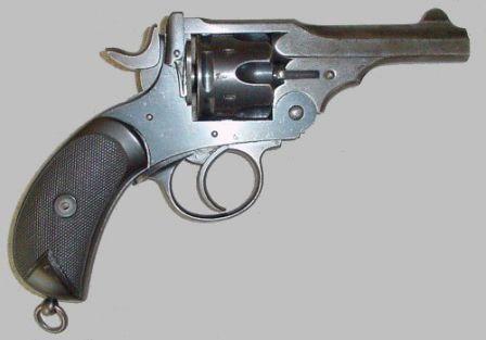 Webley 0,455 kalibrelik MK.  II (1894 Mark 2)