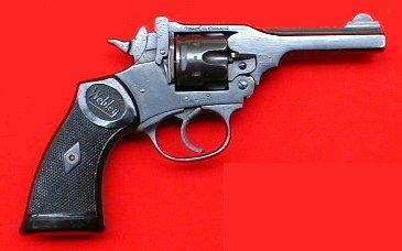 Webley 0,38 kalibrelik MK.  IV (1942 Mark 4)