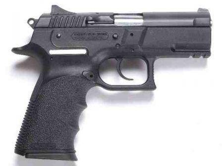 Bul Cherokee Kompakt tabanca.