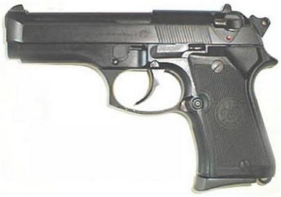 Beretta 92FS-C - Kompakt.