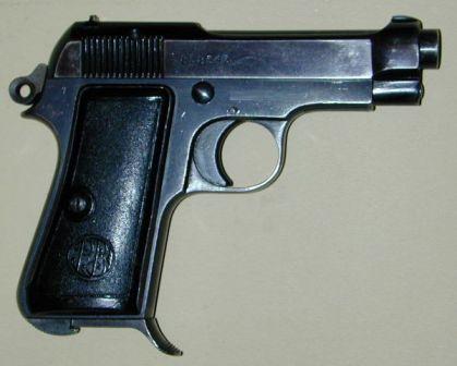 Пистолет Beretta модель 34.