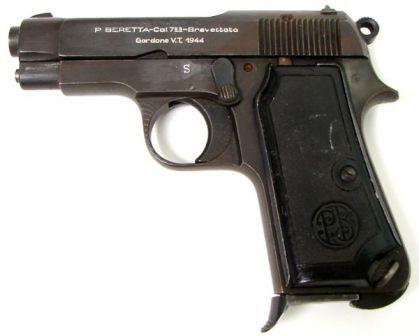 Пистолет Beretta модель 35.