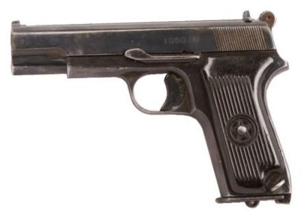 Type 68 pistol (Democratic People's Republic of Korea / North Korea)