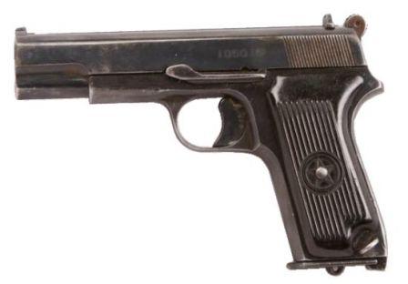 Tip 68 tabanca (Kore / Kuzey Kore Demokratik Halk Cumhuriyeti)