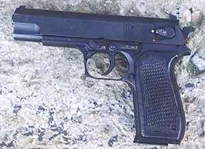 current production OTs-27 pistol