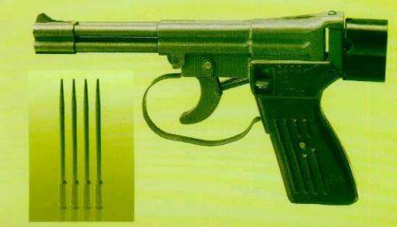 SPP-1 sualtı tabanca (Rusya)