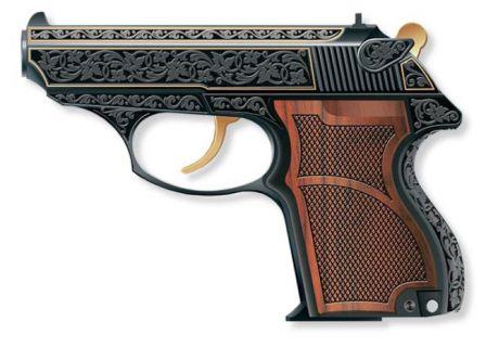 PSM tabanca, sunum modeli
