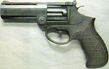 MP-412 Rex revolver