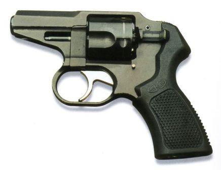 R-92 revolver (Russia)