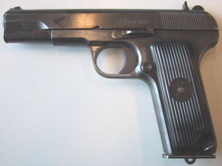 M57 tabanca