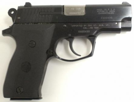 RAP-440 pistol, right side.